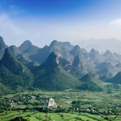 Guilin Yaoshan Scenic Attraction