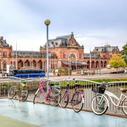 Estação de trem de Groningen