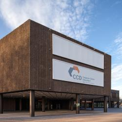 مركز مؤتمرات دوسلدورف (سي.سي.دي)