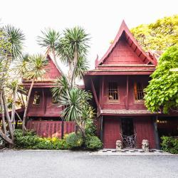 בית ג'ים תומפסון, בנגקוק