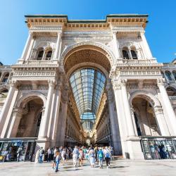 Trung tâm mua sắm Galleria Vittorio Emanuele