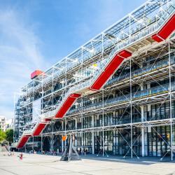 Bảo tàng nghệ thuật Centre Pompidou