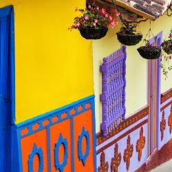 Antioquia 108 casas de temporada