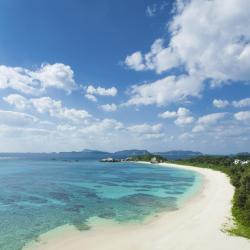Okinawa 538 casas de temporada