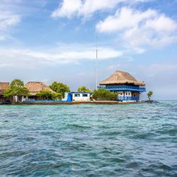 Rosario and San Bernardo Islands 8 casas de temporada