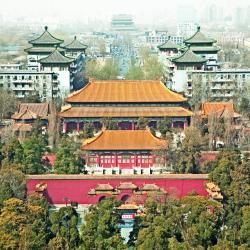 Área de Pequim