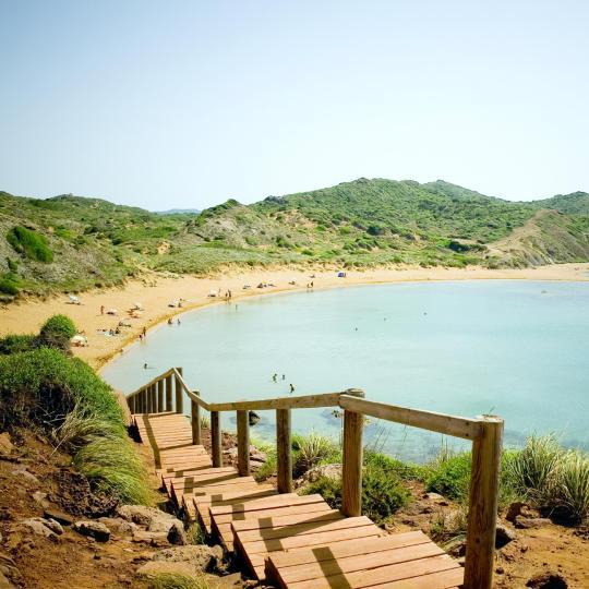 Praia de Cavallería