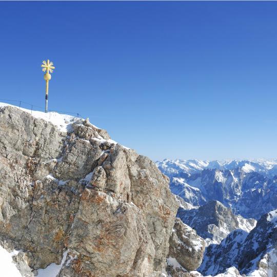 Esquí y deportes de nieve en Zugspitze