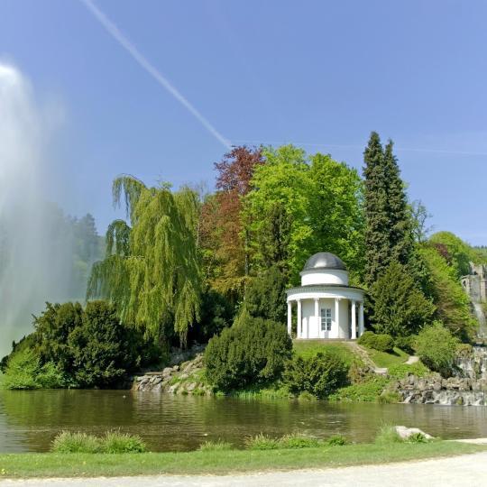 Parque Paisagístico Bergpark Wilhelmshöhe