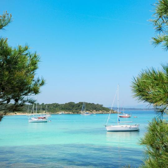 Ilhas Hyères