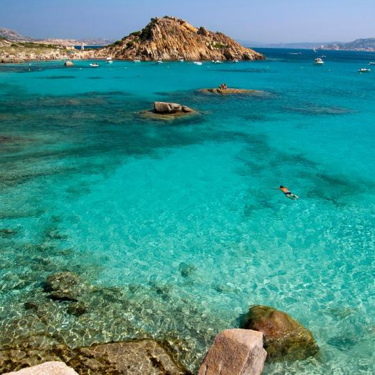 O Arquipélago Maddalena
