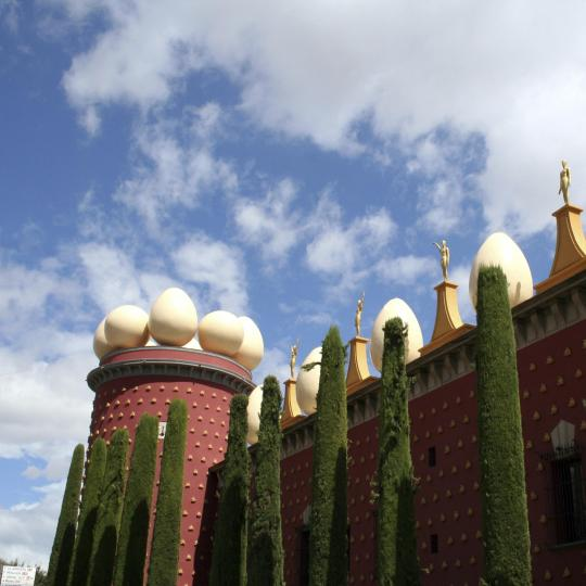 Salvador Dalí y la belleza natural de Cadaqués