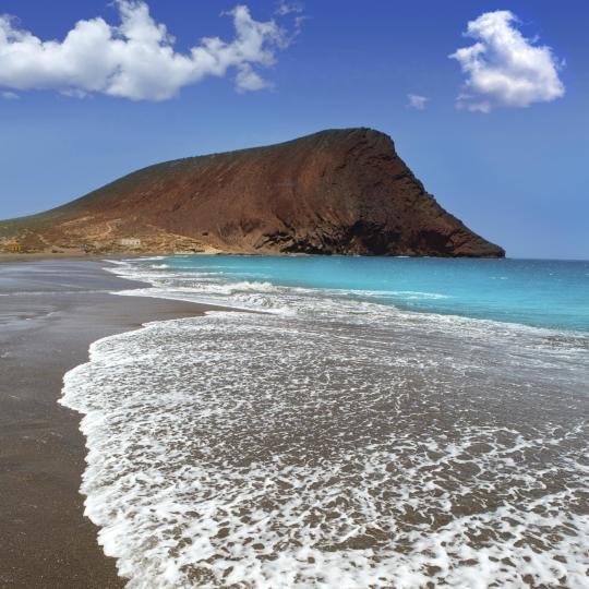 חופי Teijta ו-Médano