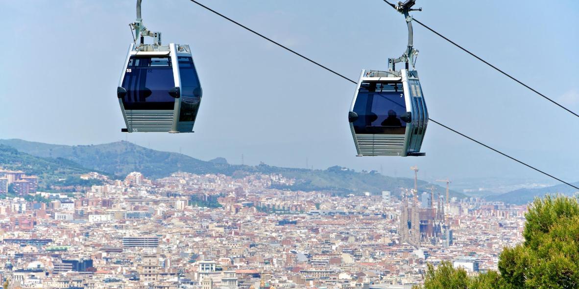 Montjuïc Mountain Cable Car
