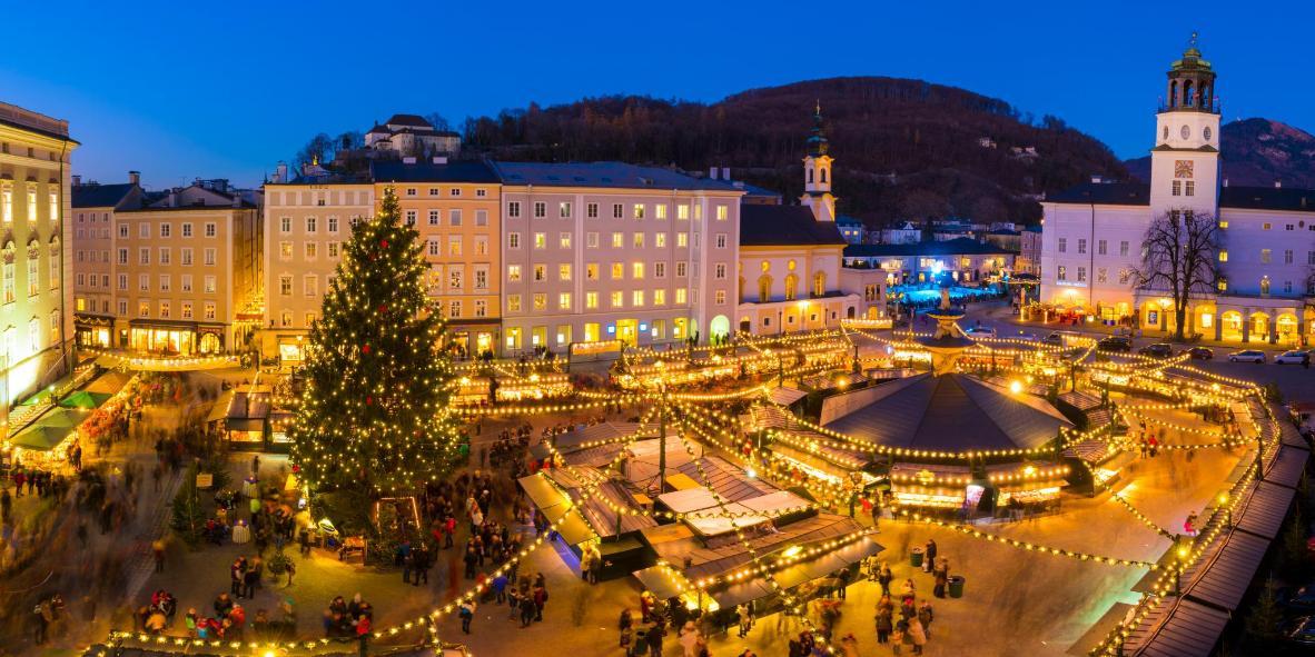 Kerstmarkt Domplatz