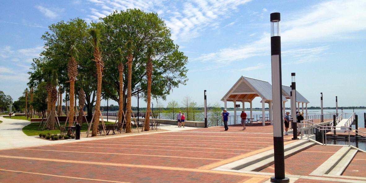 Kissimmee Lakefront Park