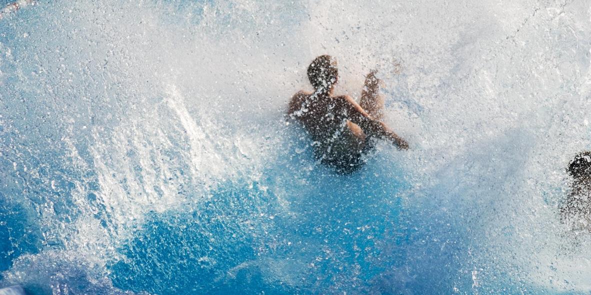 Splashes Oceanfront Water Park
