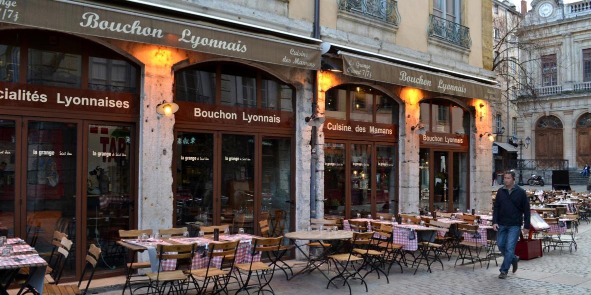 Bouchons Lyonnais