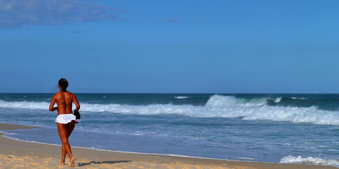 Da Barra Beach