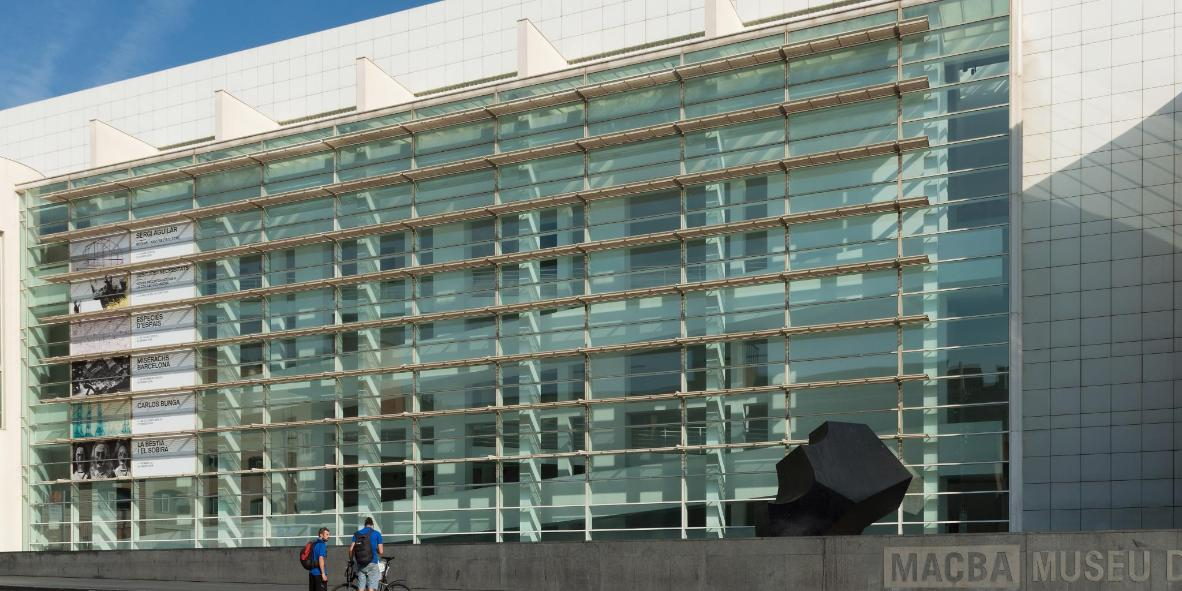 MACBA Contemporary Art Museum