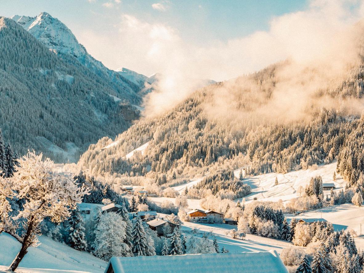 Kitzbühel abriga uma das mais conhecidas corridas de esqui alpino
