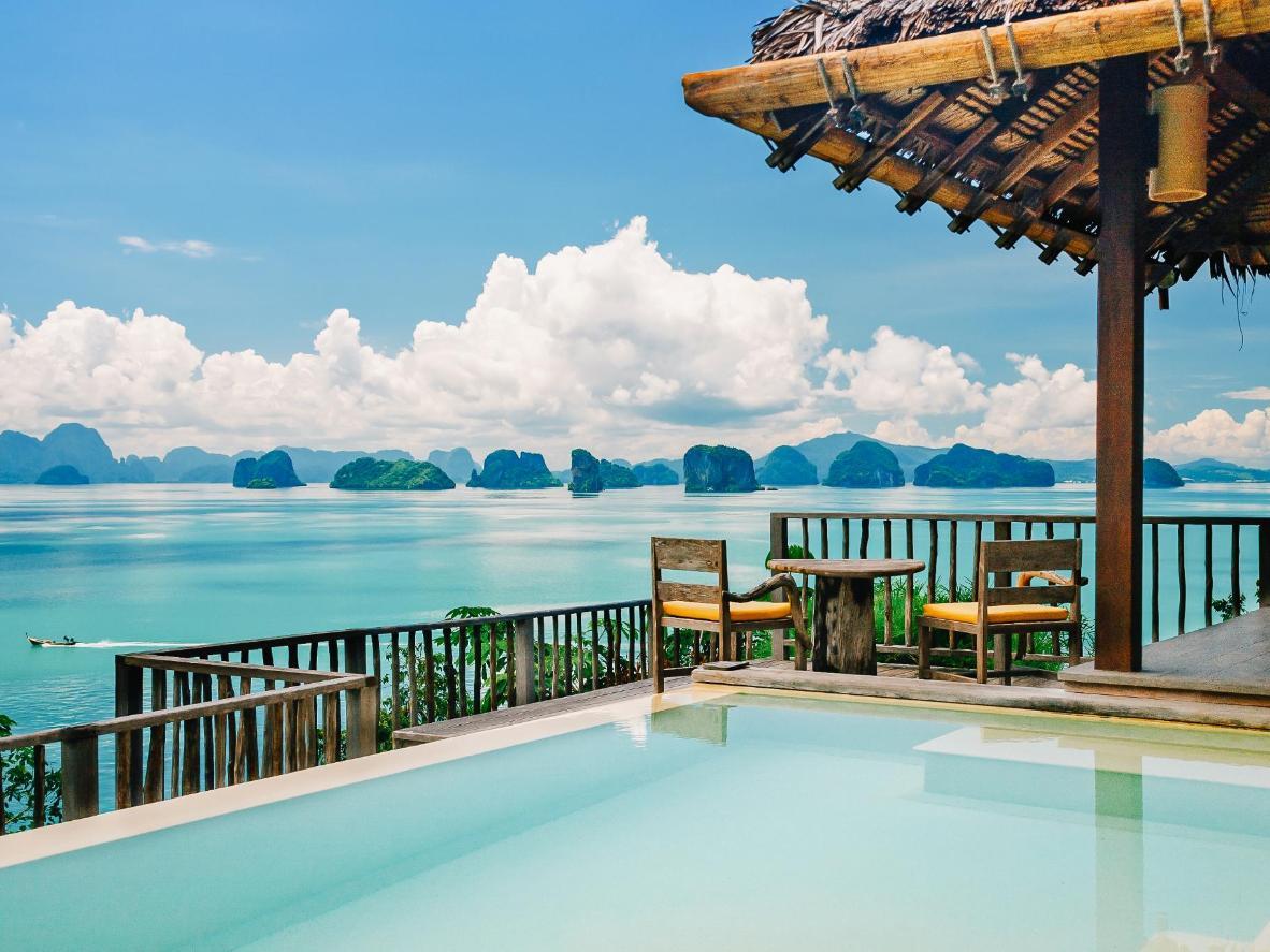 Six Senses Yao Noi, Tailandia