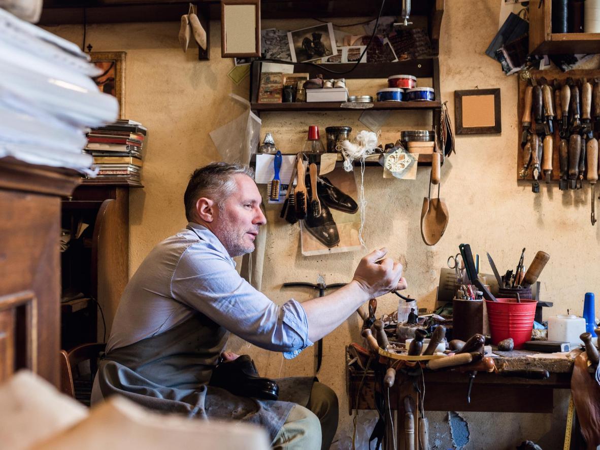 La región italiana de Las Marcas es sinónimo de calzado artesanal y de calidad