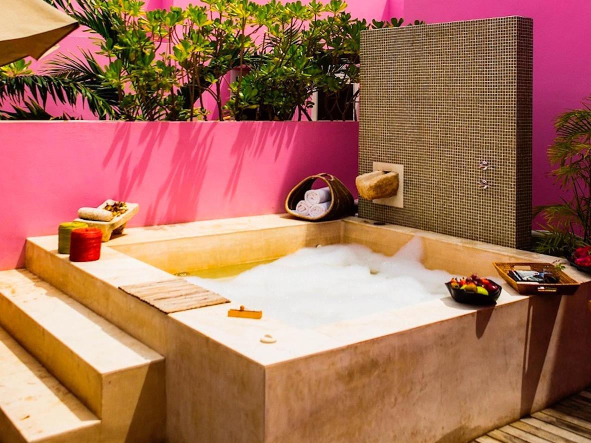 Rosas & Xocolate Boutique Hotel+Spa em Mérida