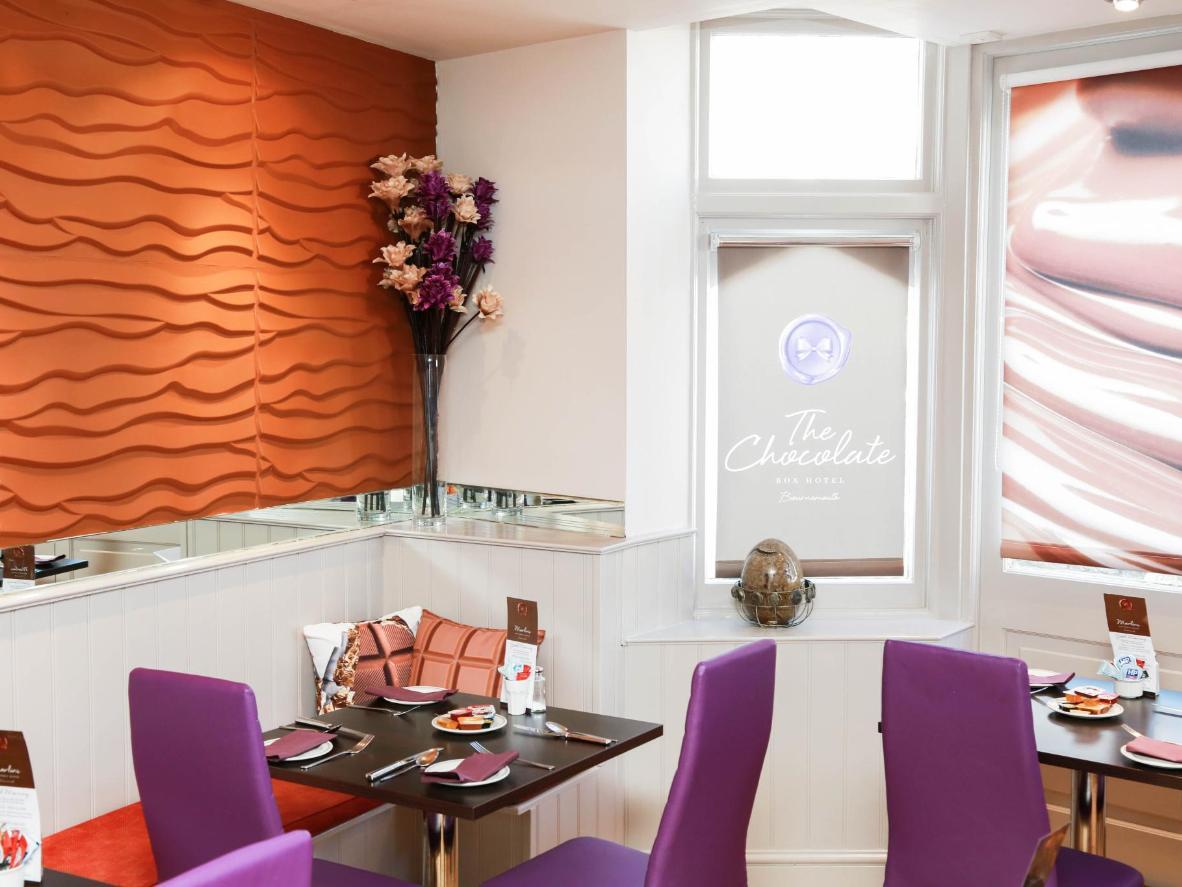 The Chocolate Box Hotel em Bournemouth