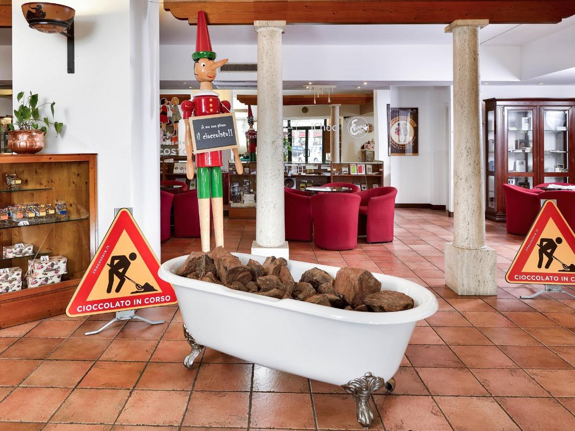Etruscan Chocohotel em Perugia