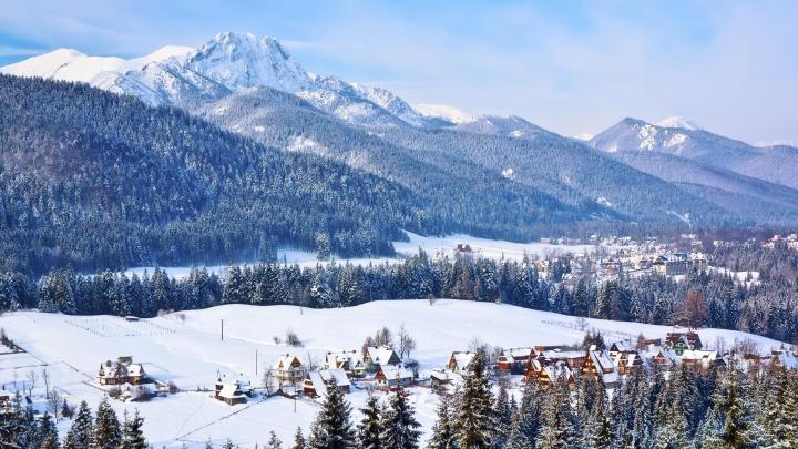 Find the best mountains in Zakopane