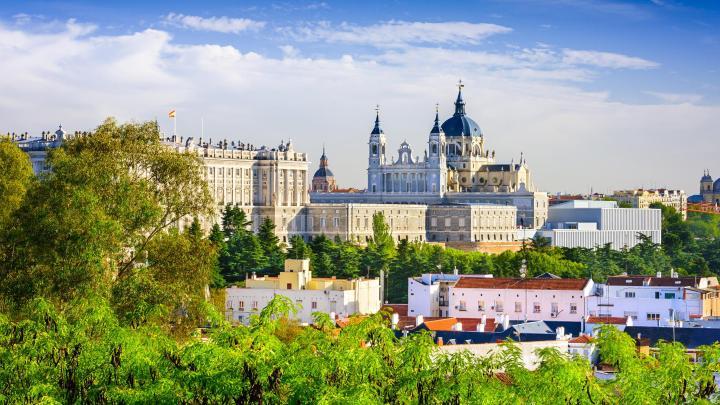Encontre o melhor de Madri para passeios urbanos