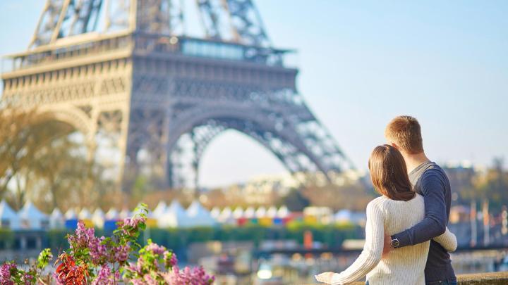 Encontre o melhor de Paris para romance