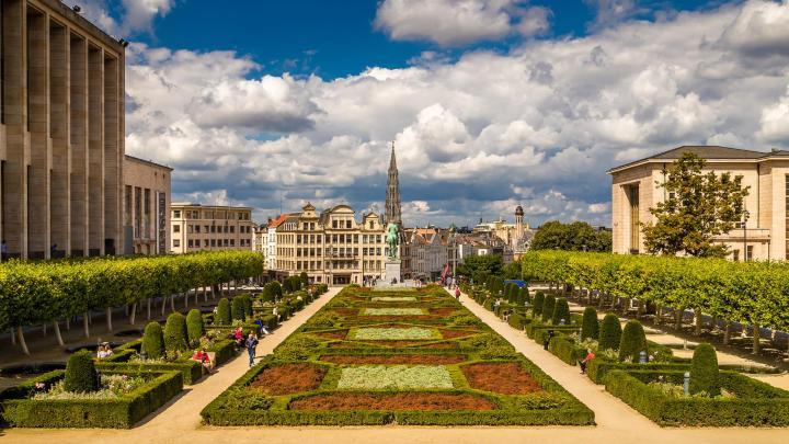 Encontre o melhor de Bruxelas para passeios urbanos