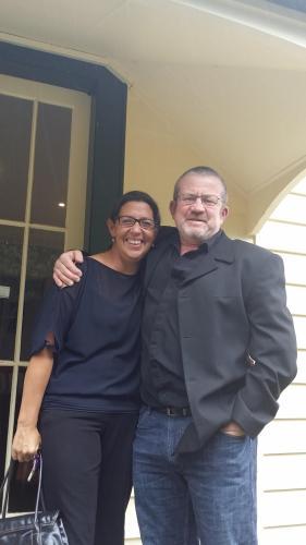 Sandra & Neil Blake