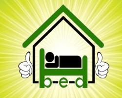 Green Bed Bergamo Double