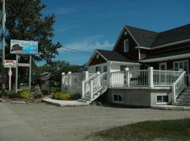 Auberge Chez Caro, Sacré-Coeur-Saguenay
