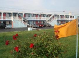 New Sea Breeze Motel, West Atlantic City