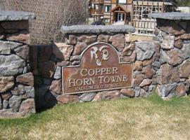 Luxury Radium Condo - Copper Horn Towne, Radium Hot Springs