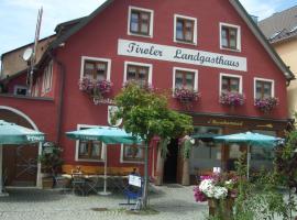 Tiroler Landgasthaus Besenkammerl, Kipfenberg
