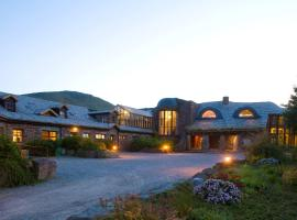Delphi Adventure Resort Hotel & Spa, Leenaun