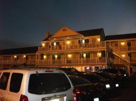 Desert Palm Inn Motel, Seaside Park