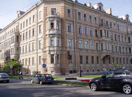 Mama Hostel, Sankt Petersburg