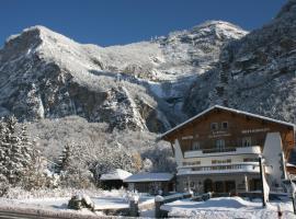 Le Relais Du Mont Blanc, Magland