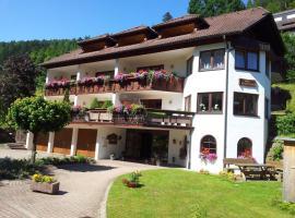 Appartementhaus Wiesengrund, Bad Teinach-Zavelstein