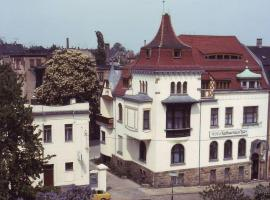 Hotel Katharinenhof, Werdau