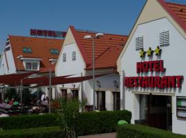 Hotel Paprika, Hegyeshalom