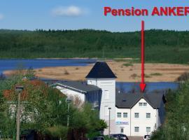 Pension ANKER, Binz