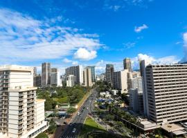 Waikiki Gateway Hotel, Honolulu