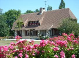 Chambre d'hôtes les Charmes, Saint-Pierre-Azif